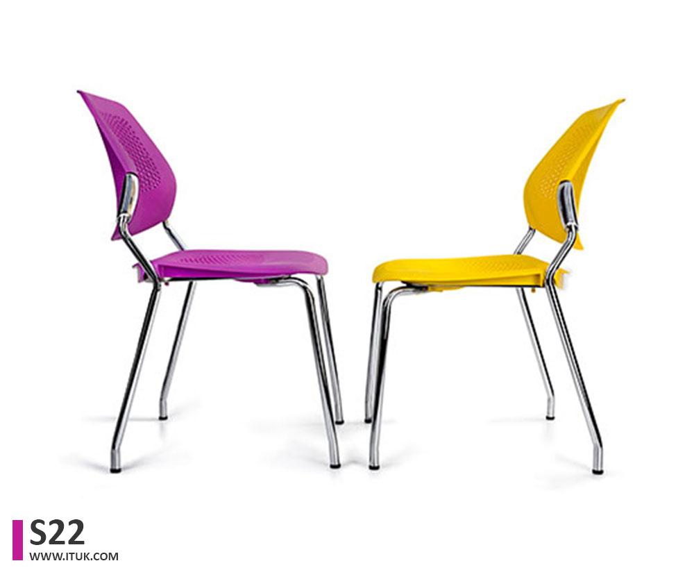 صندلی اداری | صندلی چهارپایه | مبلمان اداری | شرکت صندلی اداری و آموزشی ایتوک | ایتوک