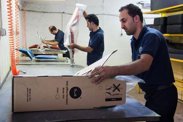 صندلی کارمندی   صندلی آموزشی   شرکت صندلی اداری و آموزشی ایتوک   ایتوک