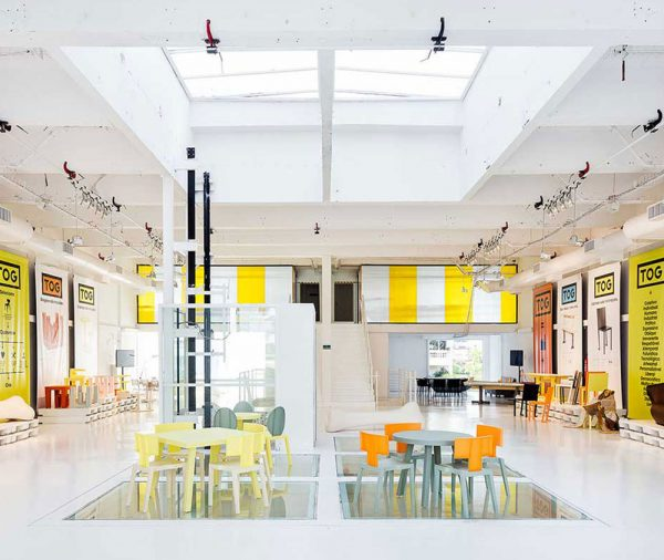 TOG Flagship / Triptyque + Philippe Starck | Ituk | Office Furniture