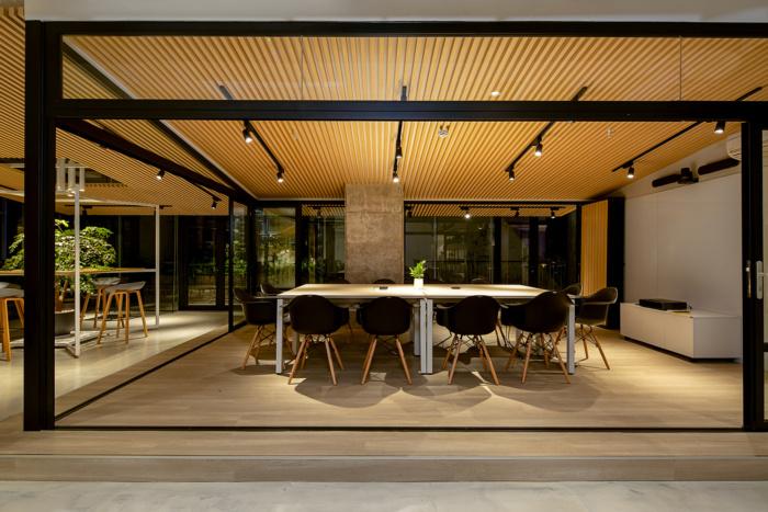 ایده طراحی داخلی دفترکار | ایتوک | مبلمان اداری | مبلمان آموزشی