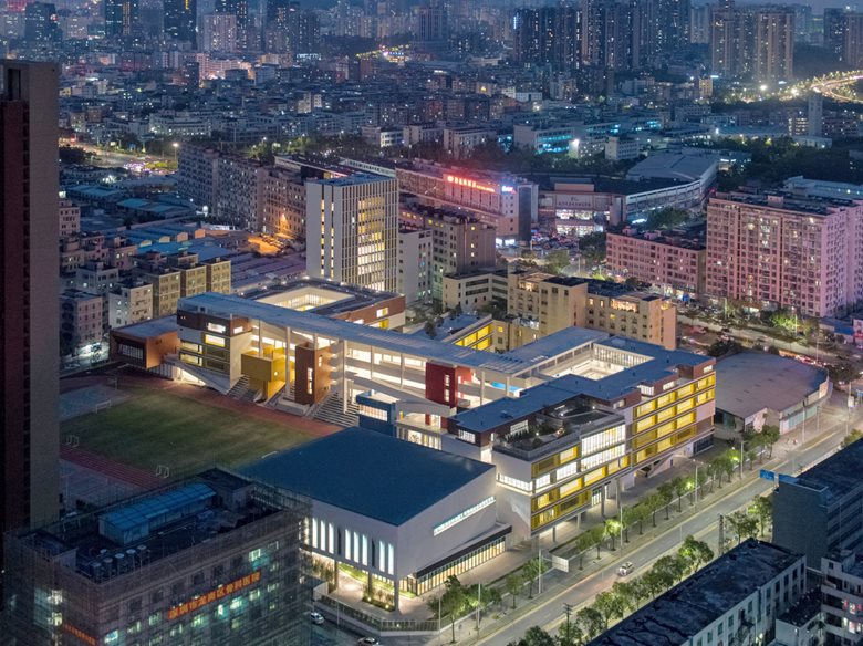 Longyuan School affiliated to Central China Normal University | Ituk | Office Furniture
